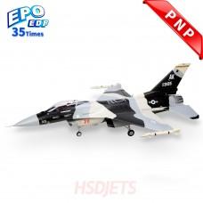 HSDJETS F-16 V2 - 105mm S-EDF PNP 12S