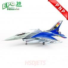 HSDJETS F-16 V2 Foam (Turbine) PNP