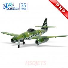 HSDJETS ME-262 S-EDF 90mm PNP 6S Twin