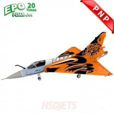 HSDJETS Mirage 2000 Foam (Turbine) PNP