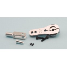 Intairco 25mm CNC Double Lock Servo Arm with Clevis - FUTABA