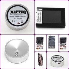 Xicoy Digital Weight, Balance and Angle Meter PRO