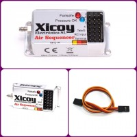 Xicoy Sequencer and Pressure Failsafe (for air landing gear)